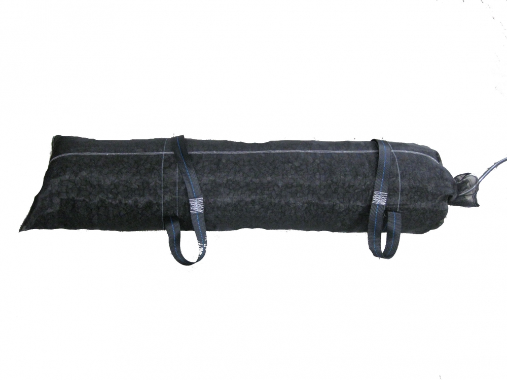 Anodensack 2,5m lang, D=300mm